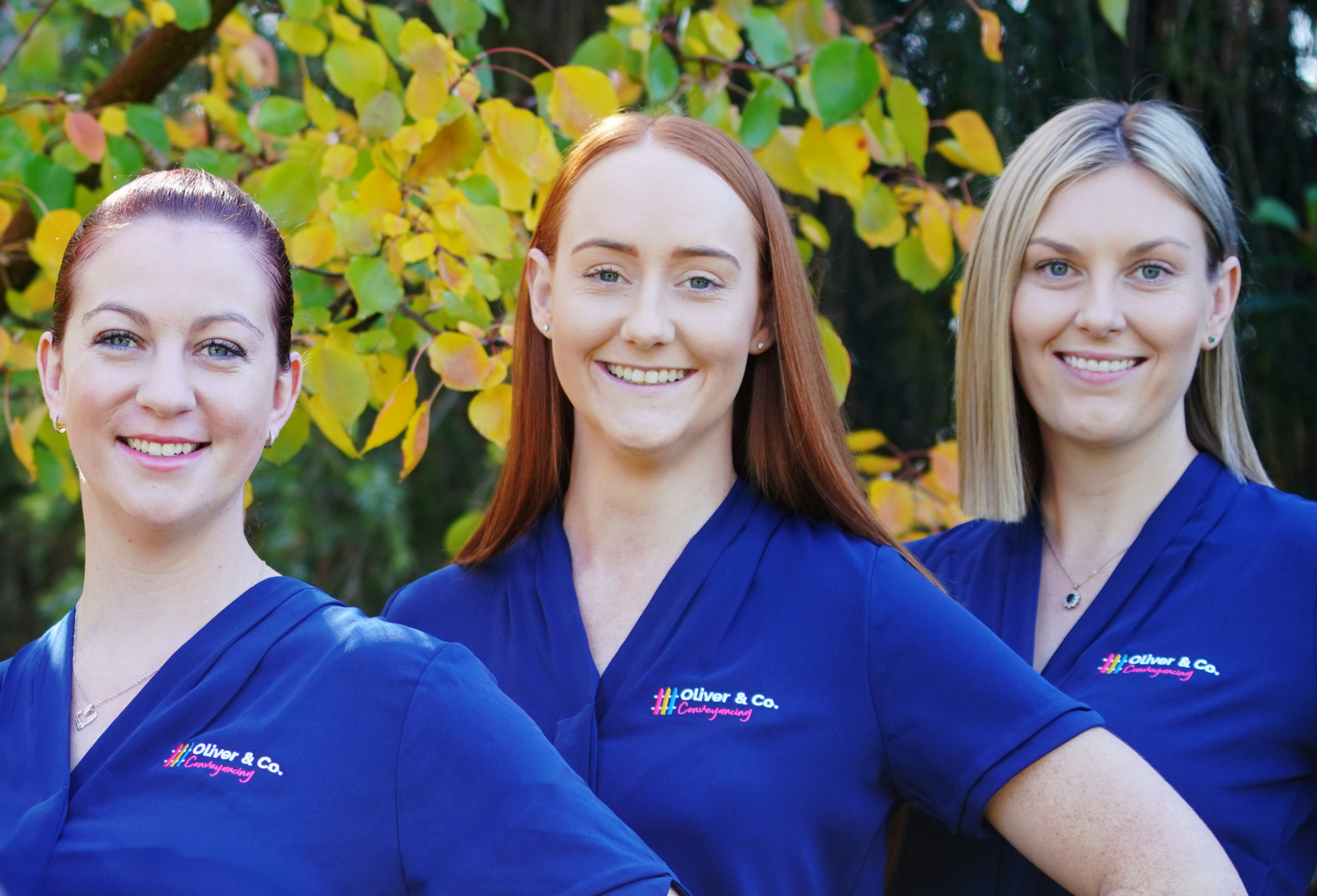 Conveyancing Services Hunter Valley - Oliver & Co. Conveyancing - Team Photo
